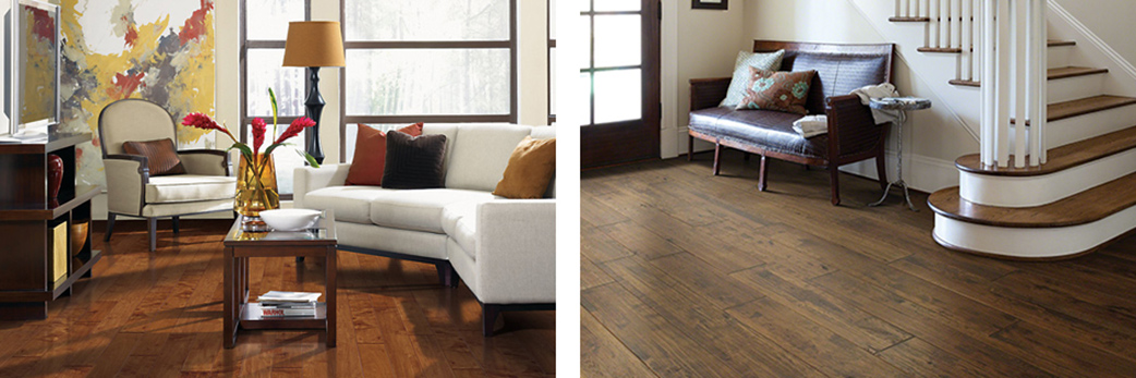 Come see the options of hardwood we provide at Floorco Design Center in Oklahoma City.