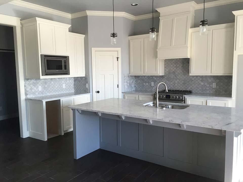 Custom Kitchens by Floorco Design Center